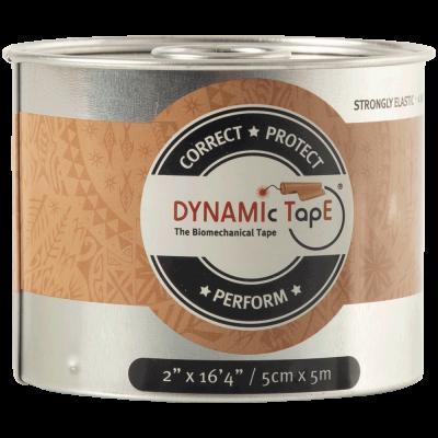 Dynamic Tape з бежевим принтом (5см. х 5м.)